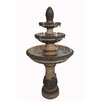 Polystone Thornton Tiered Fountain - Bond Indoor and Outdoor Fountains