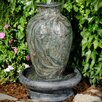Polystone Brielle Urn Fountain with LED Light - Bond Indoor and Outdoor Fountains