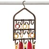 Lynk® Accessory, Scarf, & Jewelry Organizer - Double-Sided - 15 Adjustable Hooks