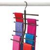 Lynk® Hanging Tiered Scarf Holder - Closet Hanger - Organizer Rack