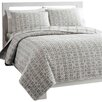 City Scene Roxanne Coverlet Set