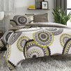 City Scene Radius Lemon Drop Comforter Set