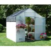 Solexx Garden Master 8 Ft. W x 16 Ft. D Polyethylene Greenhouse