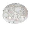 Wofi Lore 5 Light LED Flush Ceiling Light
