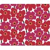 "Marimekko Volume 4 Unikko 33' x 21"" Floral and Botanical Wallpaper"