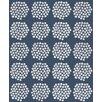 "Marimekko Volume 4 Puketti 9.84' x 55.12"" Floral and Botaincal Wallpaper"