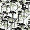 "Marimekko Marimekko II  Putkinotko 33' x 27"" Botanical Wallpaper"