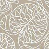 "Marimekko Marimekko II Bottna 33' x 27"" Abstract Wallpaper"