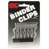 Officemate International Corp 6 Count Binder Clips