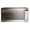 Panasonic® 1.6 Cu. Ft. 1250W Countertop Microwave in Stainless Steel
