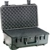"""Pelican Storm Carry-On Case without Foam: 14.1"""" x 21.7"""" x 8.9"""""""