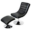 Febland Group Ltd Lounge Chair with Footrest
