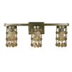 Framburg Naomi 3 Light Wall Sconce