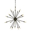 Framburg Simone 24 Light Mini Chandelier