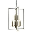 Framburg Lexington 4 Light Candle Chandelier