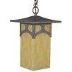 Arroyo Craftsman Katsura 1 Light Outdoor Hanging Lantern