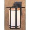 Arroyo Craftsman Etoile 1 Light Outdoor Wall Lantern