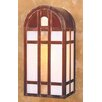 Arroyo Craftsman Yorktown 1 Light Outdoor Wall Lantern
