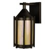 Arroyo Craftsman Inveraray 1 Light  Wall Lantern