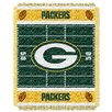 Northwest Co. NFL Packers Field Baby Throw
