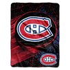 Northwest Co. NHL Canadiens Ice Dash Throw