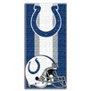 Northwest Co. NFL Colts Zone Read Beach Towel