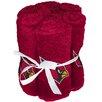 Northwest Co. NFL Cardinals Wash Cloth (Set of 6)
