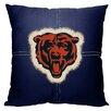 Northwest Co. NFL Bears Cotton Throw Pillow