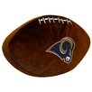 Northwest Co. NFL Rams Throw Pillow