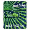 Northwest Co. NFL Seattle Seahawks Sherpa Strobe Throw