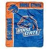 Northwest Co. NCAA Boise State Spirit Raschel Throw