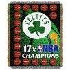 Northwest Co. NBA Boston Celtics Tapestry Throw