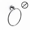 WS Bath Collections Duemila Wall Mounted Self-Adhesive Towel Ring
