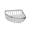 "WS Bath Collections Filo 7.7"" x 6.7"" Shower Basket"
