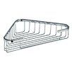 "WS Bath Collections Filo 12.8"" x 7.5"" Shower Basket in Polished Chrome"