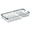 "WS Bath Collections Filo 7.9"" x 5.5"" Shower Basket in Polished Chrome"