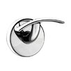 WS Bath Collections Gealuna Wall Mounted Single Towel/Robe Hook
