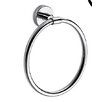 WS Bath Collections Gealuna Wall Mounted Towel Ring