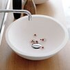 WS Bath Collections Concert Rondo Round Bathroom Sink