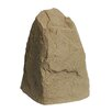 Decorative Polyresin Rock - Color: Sandstone - Algreen Garden Statues and Outdoor Accents