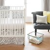 New Arrivals Safari 4 Piece Crib Bedding Set