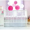 New Arrivals Paper Moon 2 Piece Crib Bedding Set