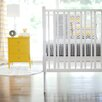 New Arrivals Mellow Yellow 2 Piece Crib Bedding Set