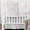 New Arrivals Stella 4 Piece Crib Bedding Set