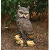 Michael Carr Large Owl Statue