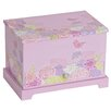 Mele & Co. Piper Musical Ballerina Jewelry Box