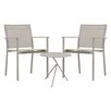 Cozy Bay Verona 3 Piece Bistro Set