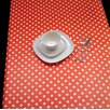 Home Essence Polka Dot Tablecloth