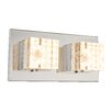 Home Essence Macan 2 Light Flush Wall Light