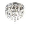 Home Essence Toulouse 8 Light Flush Ceiling Light